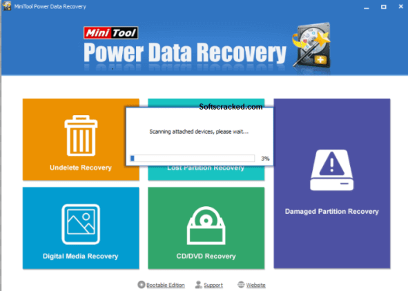MiniTool Power Data Recovery 9.1 Activation Key