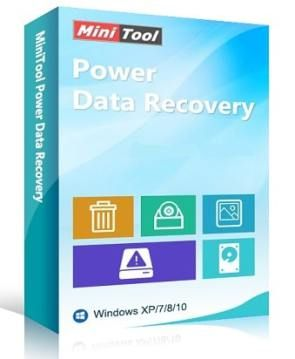 MiniTool Power Data Recovery 9.1 Key